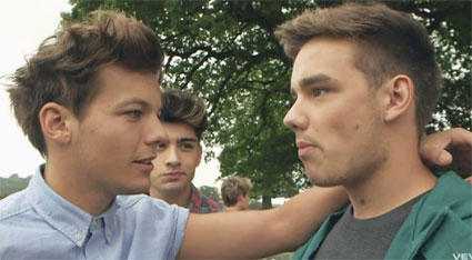 louis tomlinson liam payne one direction