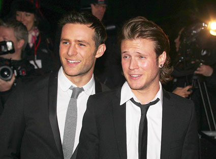mcfly dougie poynter and harry judd