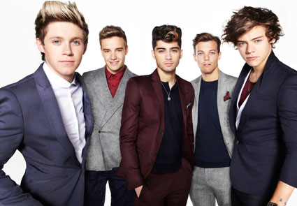 one direction in cosmopolitan magazine
