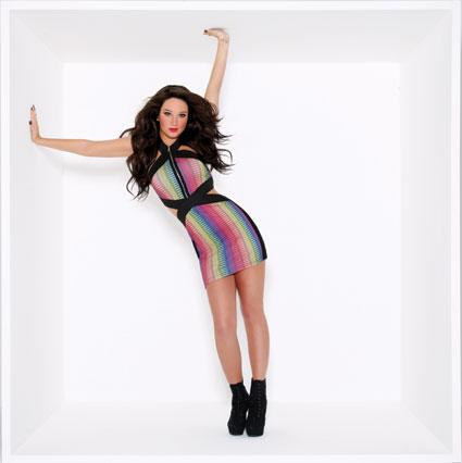 tulisa bank fashion clothing range