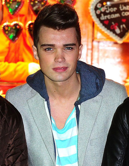 union j x factor josh cuthbert