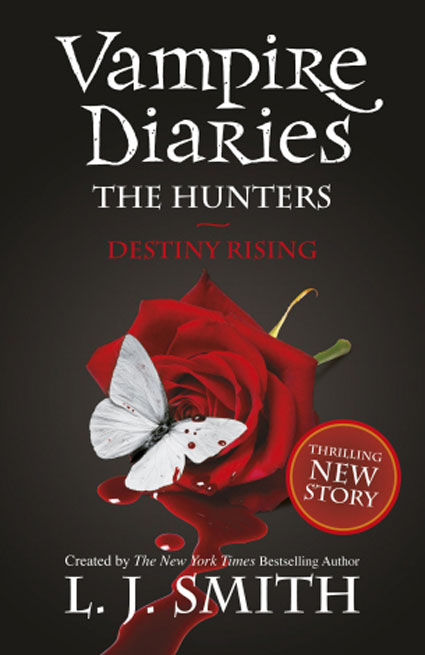 vampire diaries the hunters destiny rising