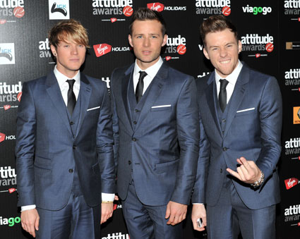 McFly's Harry Judd wins Sexiest Man of the year at the inaugural Attitude Awards
