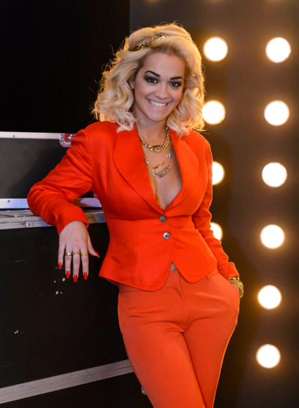 Rita Ora on putting Rylan Clark through on X Factor and having Beyonce as a fan
