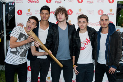 Liam Payne says The Wanted's career is all about One Direction.. Erm..
