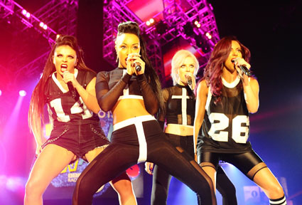 Little Mix preview brand new album DNA - released November 19