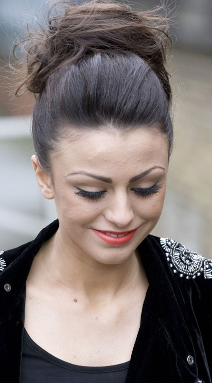 hairstyle history. Cher Lloyd#39;s hair history?