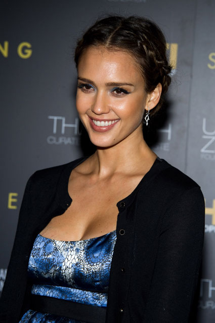 jessica alba little fockers pics. Parents: Little Fockers!