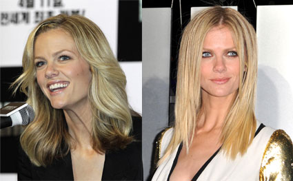 brooklyn decker red carpet hair
