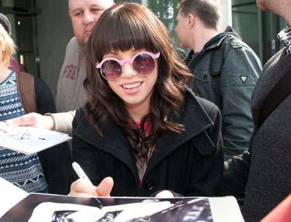 carly rae jepsen in germany
