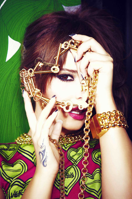 cheryl cole call ny name pr shot