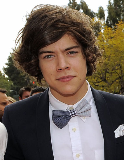 harry styles from one direction