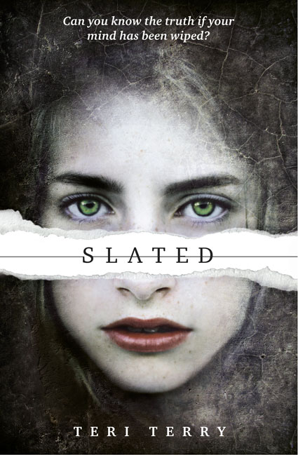 slated book cover