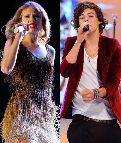 taylor swift loves harry styles