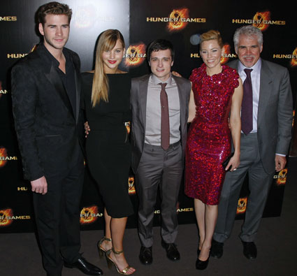 Hunger Games Director Gary Ross says he won't be doing the sequel, Catching Fire