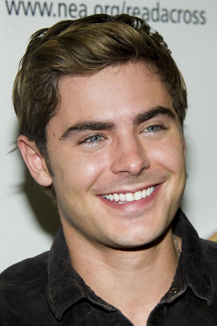 Zac Efron swears about The Lucky One