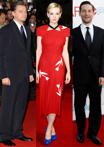 Great Gatsby movie cast better than the book? Tobey Maguire, leonardo di caprio and Carey Mulligan