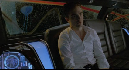 Robert Pattinson trailer for new film cosmopolis