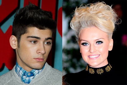 Zayn Malik and Perrie Edwards officially in relationship