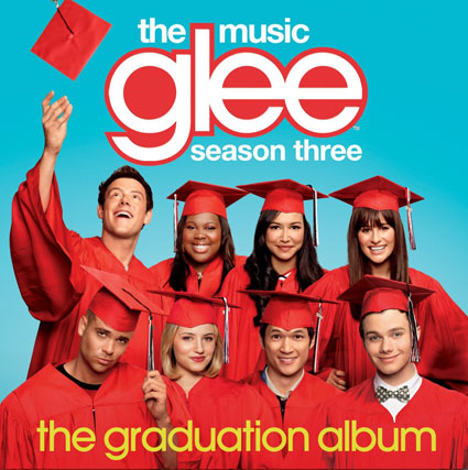 glee release graduation albumn with we are young on it