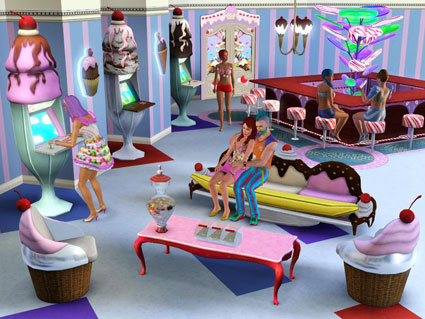 Katy Perrys Sweet Treats for The SIms