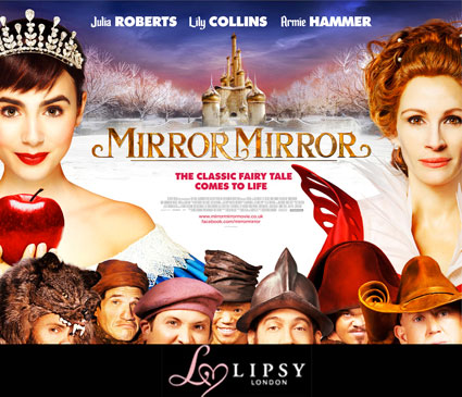 Lipsy Mirror Mirror competition