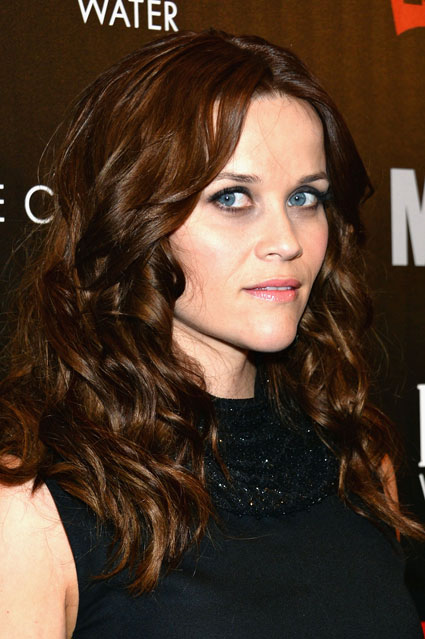 Reese Witherspoon embarrassed about getting arrested and ... Reese Witherspoon Brown Hair