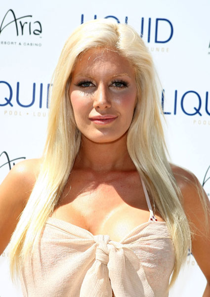 heidi montag surgery disaster. poor old Heidi to see what