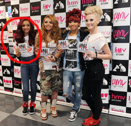 little mix jade t-shirt