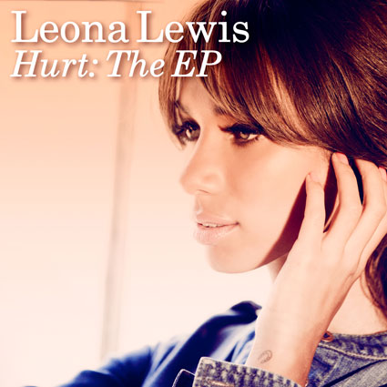 Leona Lewis Hurt EP Cover