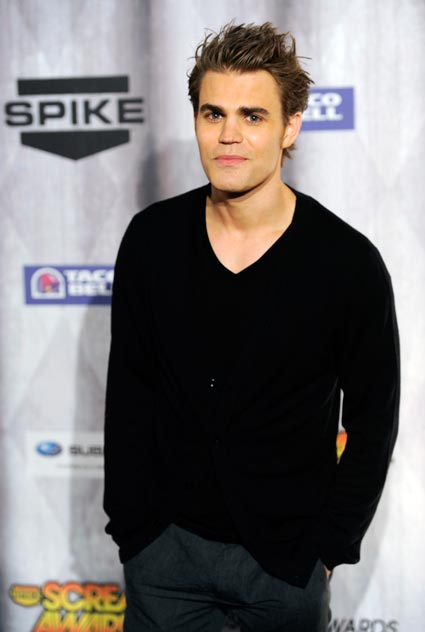 Paul Wesley star of Vampire Diaries