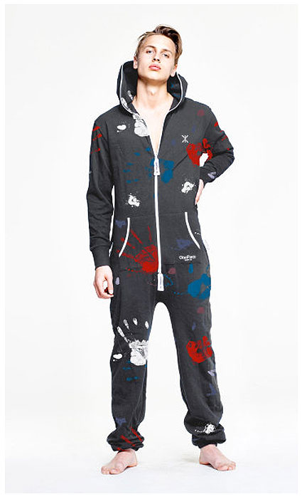 one direction male onesie