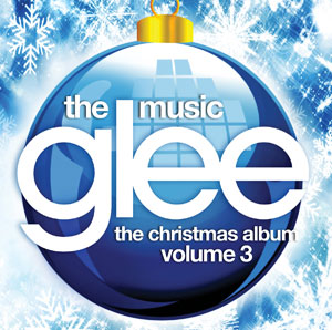 glee christmas volume 3