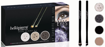 smoky eyes kit bellapierre