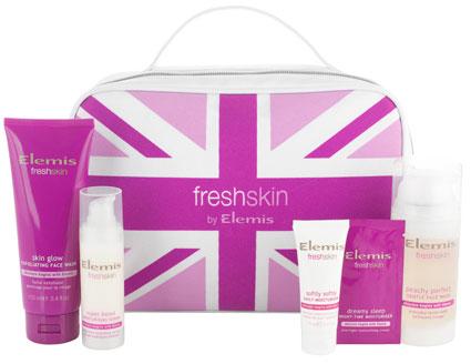 elemis beauty products christmas gift set