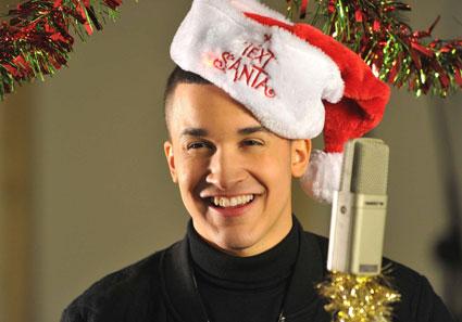 jahmene douglas christmas asda video