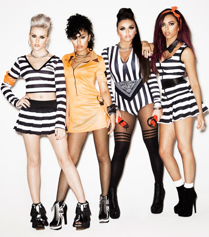little mix prison mates