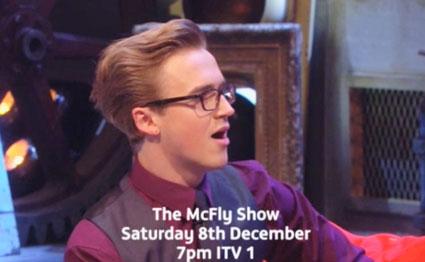 tom flethcer mcfly show