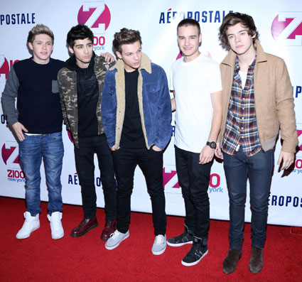 one direction z100