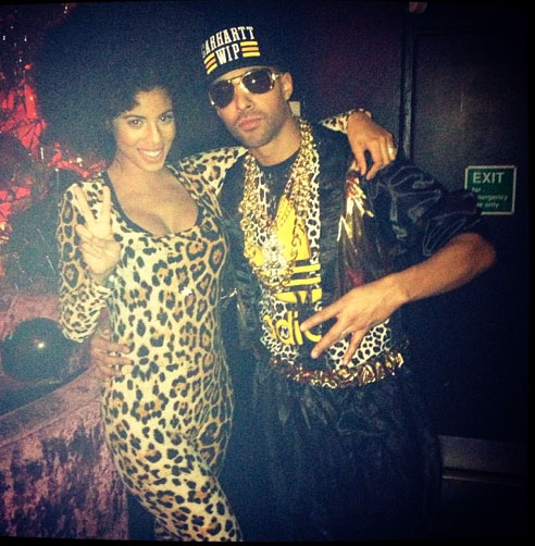 marvin humes rochelle wiseman fancy dress