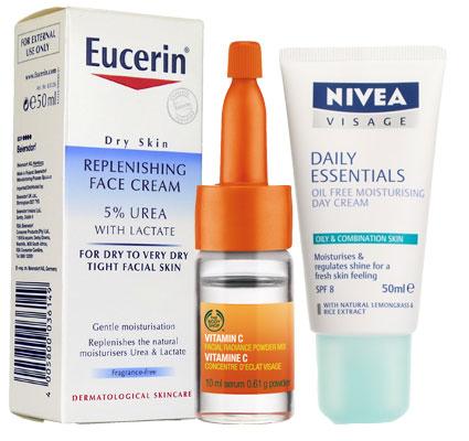 winter skin facial moisturisers