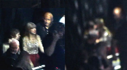 Video of Taylor Swift kissing Harry Styles backstage at Z100's Jingle Bell Ball in New york on December 7 - PICS