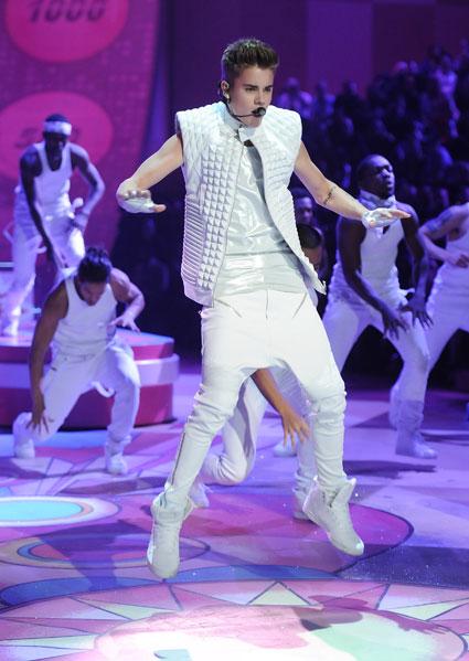 X Factor's James Arthur isn't Justin Bieber. Apparently.