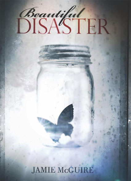 Top 10 Bad Boys in books - Beautiful disaster by Jamie McGuire