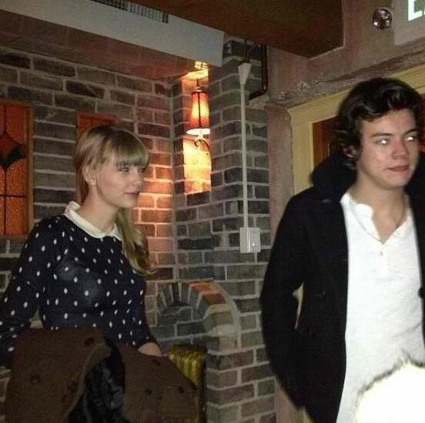 One Direction's Harry Styles heads home without Taylor Swift for Christmas?