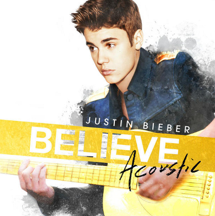 Justin Bieber announces January 2013 release date of acoustic Believe album and new tracks