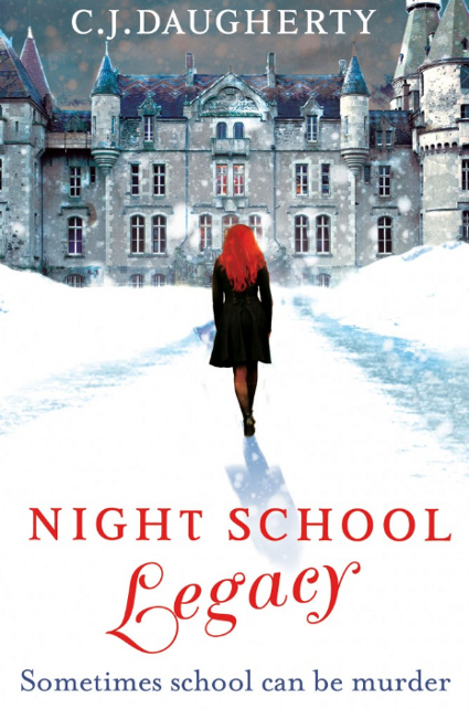 Night School Legacy author C J Daughtery gives us her top 10 boarding schools in books