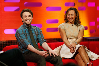 Daniel Radcliffe Jessica Ennis