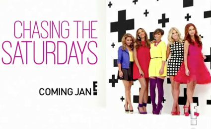 The Saturdays reality show
