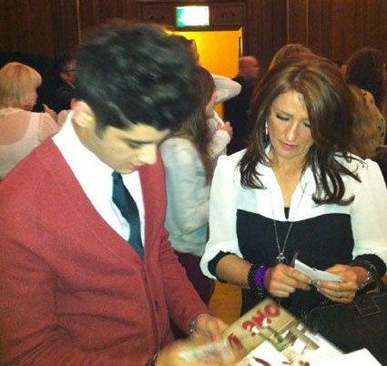 zayn malik and his mum
